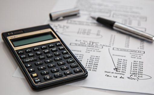 расчет налогов при работе на Апворк